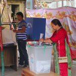Nepal 2017 Local Election E-day