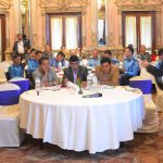 Top-level training for security officials
