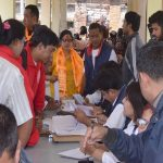 Candidate Nomination complete for upcoming elections