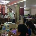 Training of voter education trainers completed for upcoming elections