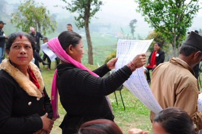 ec-undp-jtf-nepal-news-photos-stories-orentation-on-gender-exercice-kavre-esp-voter-education-programme-1