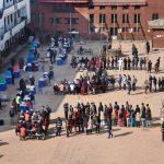 Voting for development in Nepal