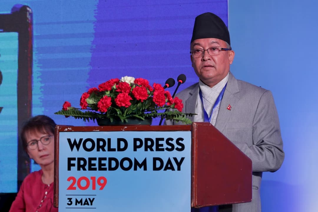 Nepal Celebrates the World Press Freedom Day