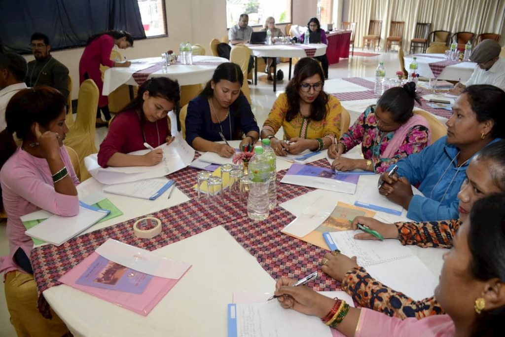 Capacitating Community Learning Centres on Democracy and Elections