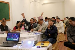 ECN Expands By-election Preparations to cover Community Learning Centres and Electoral Dispute Resolution in Kaski